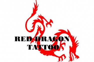 Red Dragon Tatoo